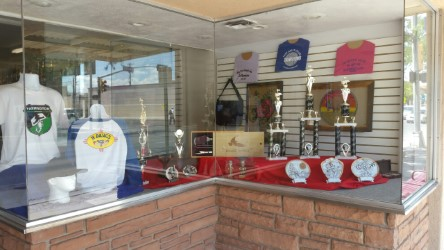 Custom TShirts  Team Trophies In Farmington NM - Custom vinyl decals numbers for shirts